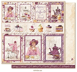 Maja Design - Little Street Café Collection - Die cuts 12