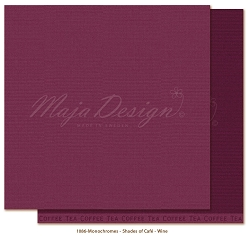 Maja Design - Monochromes Shades of Café Wine 12