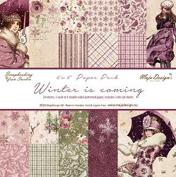 Maja Design - Winter is Coming Collection - 6x6 Paper Pad