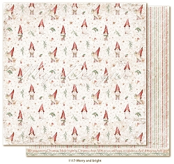Maja Design - Traditional Christmas Collection - Merry and bright 12