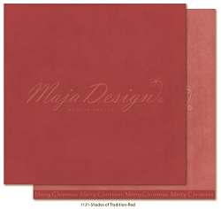 Maja Design - Monochromes Shades of Tradition Red 12