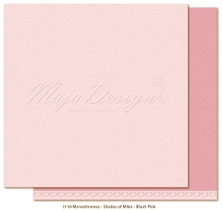 Maja Design - Monochromes Shades of Miles Blush Pink 12