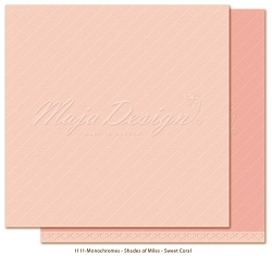 Maja Design - Monochromes Shades of Miles Sweet Coral 12