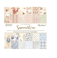 Maja Design - Summertime Collection - 6x6 Paper Pad