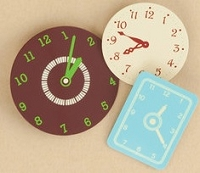 Making Memories - Vintage Findings Collection - Clock Faces