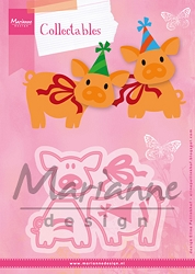 Marianne Design - Collectables Die - Eline's Piglet