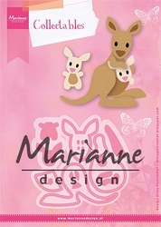 Marianne Design - Collectables Die - Kangaroo & Joey