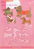 Marianne Design - Collectables Die - Eline's Dachshund