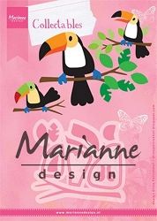 Marianne Design - Collectables Die - Eline's Toucan