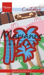 Marianne Design - Creatables Die - Palm Trees