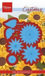 Marianne Design - Creatables Die - Sunflower