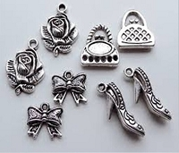 Marianne Design - Charms - Vintage Lady