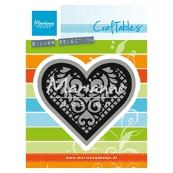 Marianne Design - Craftables Die - Lace Heart