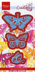 Marianne Design - Creatables Die - Tiny's Butterflies Set