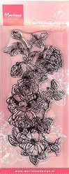 Marianne Design - Clear Stamp - Tiny's Rose Bunch