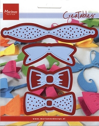 Marianne Design - Creatables Die - Mix & Match Bows
