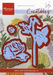 Marianne Design - Creatables Die - Tiny's Rose