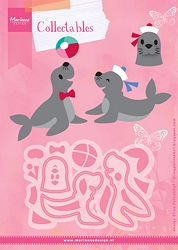 Marianne Design - Collectables Die - Eline's Seals