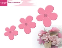 Marianne Collectables - Die - Flower Set