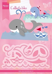 Marianne Design - Collectables Die - Eline's Whale