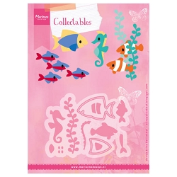 Marianne Design - Collectables Die - Eline's Tropical Fish Set