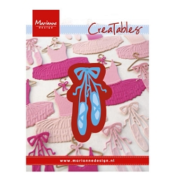 Marianne Design - Creatables Die - Ballet Shoes