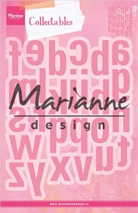 Marianne Design - Collectables Die - Alphabet XXL