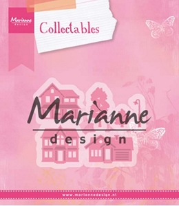 Marianne Design - Collectables Die - Mini Village