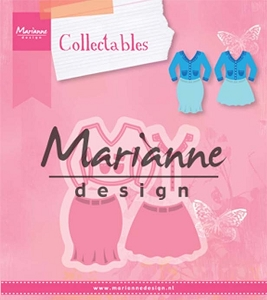 Marianne Design - Collectables Die - Lady's Suit
