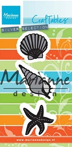 Marianne Design - Craftables Die - Sea Shells
