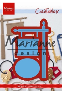 Marianne Design - Creatables Die - Sign Post