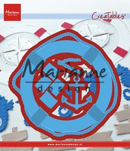 Marianne Design - Creatables Die - Nautical Set