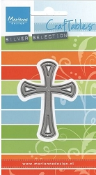 Marianne Design - Craftables Die - Graceful Cross