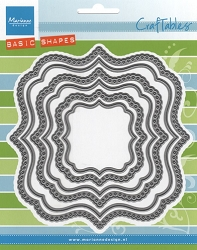 Marianne Design - Craftables Die - Basic Shapes Classic Square