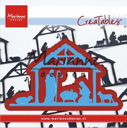 Marianne Design - Creatables Die - Nativity Scene