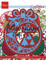 Marianne Design - Creatables Die - Christmas Ornament