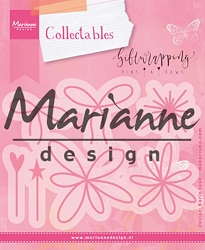 Marianne Design - Collectables Die - Karin's Giftwrapping Pins & Bows