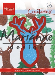 Marianne Design - Creatables Die - Tiny's Deer