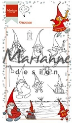 Marianne Design - Clear Stamp - Hetty's Gnomes
