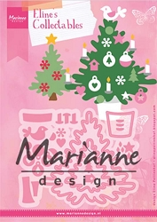 Marianne Design - Collectables Die - Eline's Christmas Tree