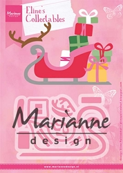 Marianne Design - Collectables Die - Eline's Sleigh
