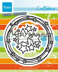 Marianne Design - Craftables Die - Circle & Stars