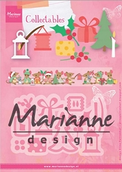 Marianne Design - Collectables Die - Eline's Christmas Decorations