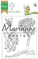 Marianne Design - Clear Stamp - Hetty's Flower Fairy