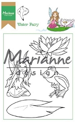 Marianne Design - Clear Stamp - Hetty's Water Fairy