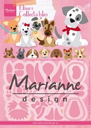 Marianne Design - Collectables Die - Eline's Puppy
