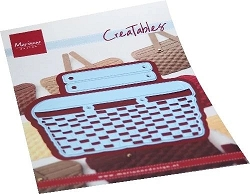 Marianne Design - Creatables Die - Wicker Basket