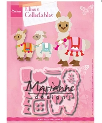 Marianne Design - Collectables Die - Eline's Alpaca