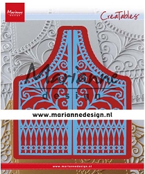 Marianne Design - Creatables Die - Gate Folding Die