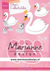 Marianne Design - Collectables Die - Eline's Swan